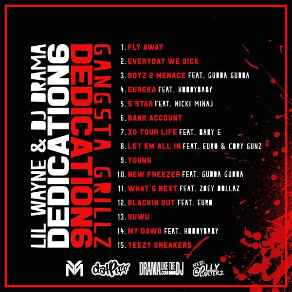 Lil Wayne Releases 'Dedication 6' Mixtape | Complex