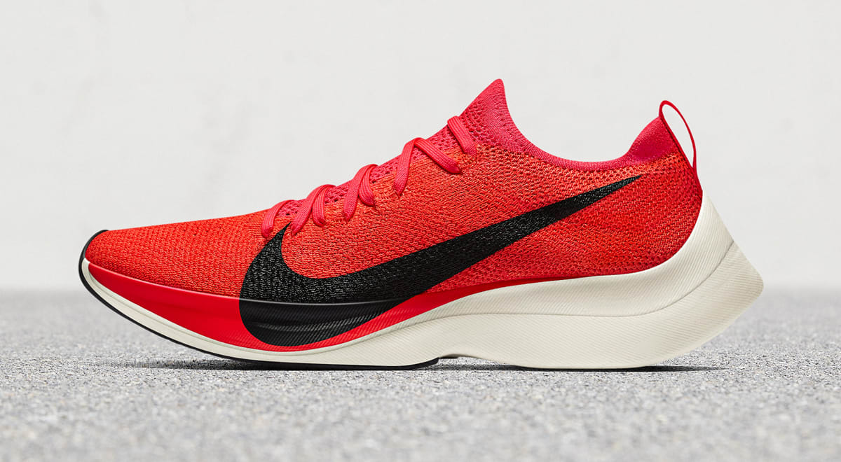 check out 3e61a 25455 Red Nike Zoom VaporFly Elite