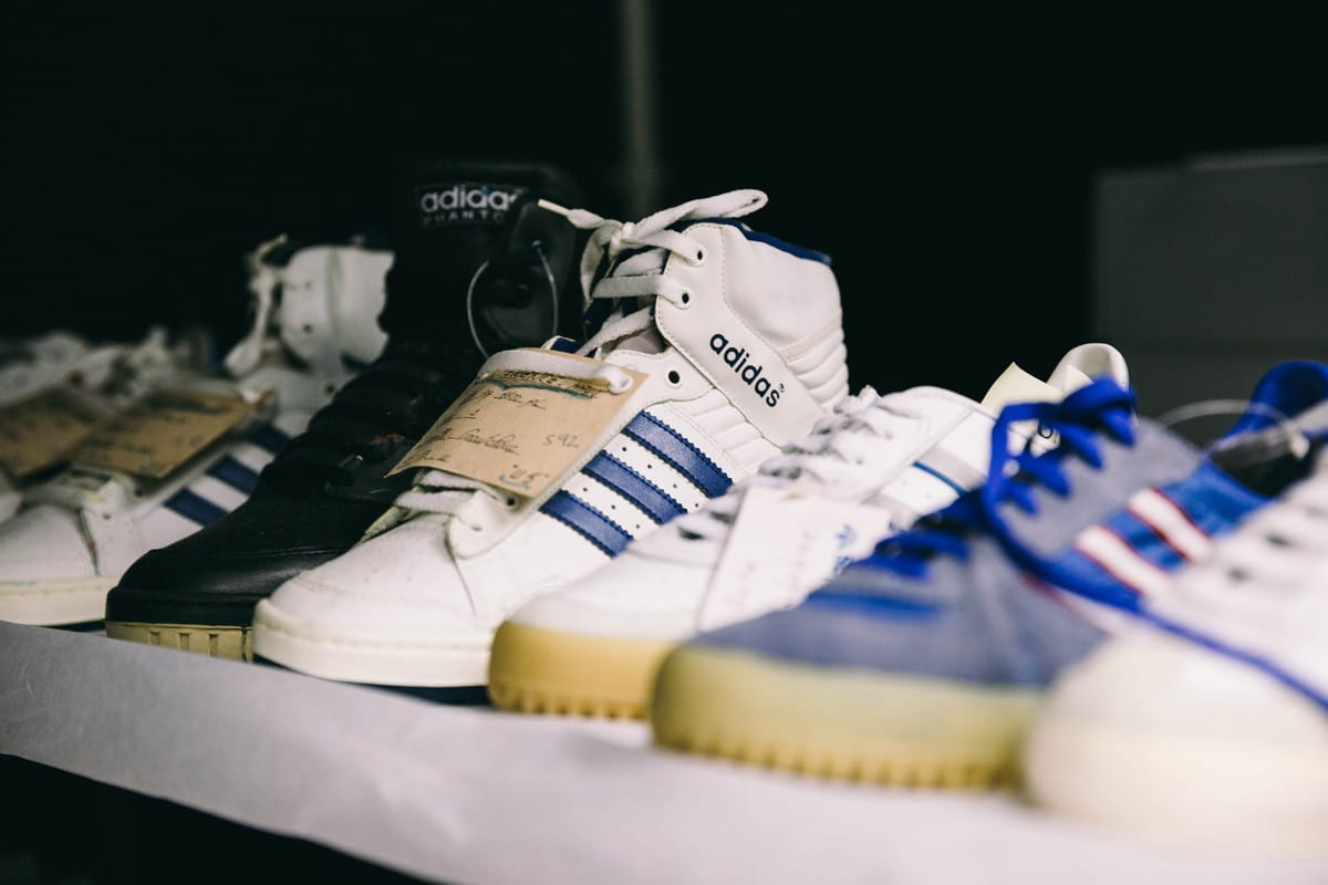 Here S A Look At Adidas Extensive Sneaker And Clothing Archive Complex