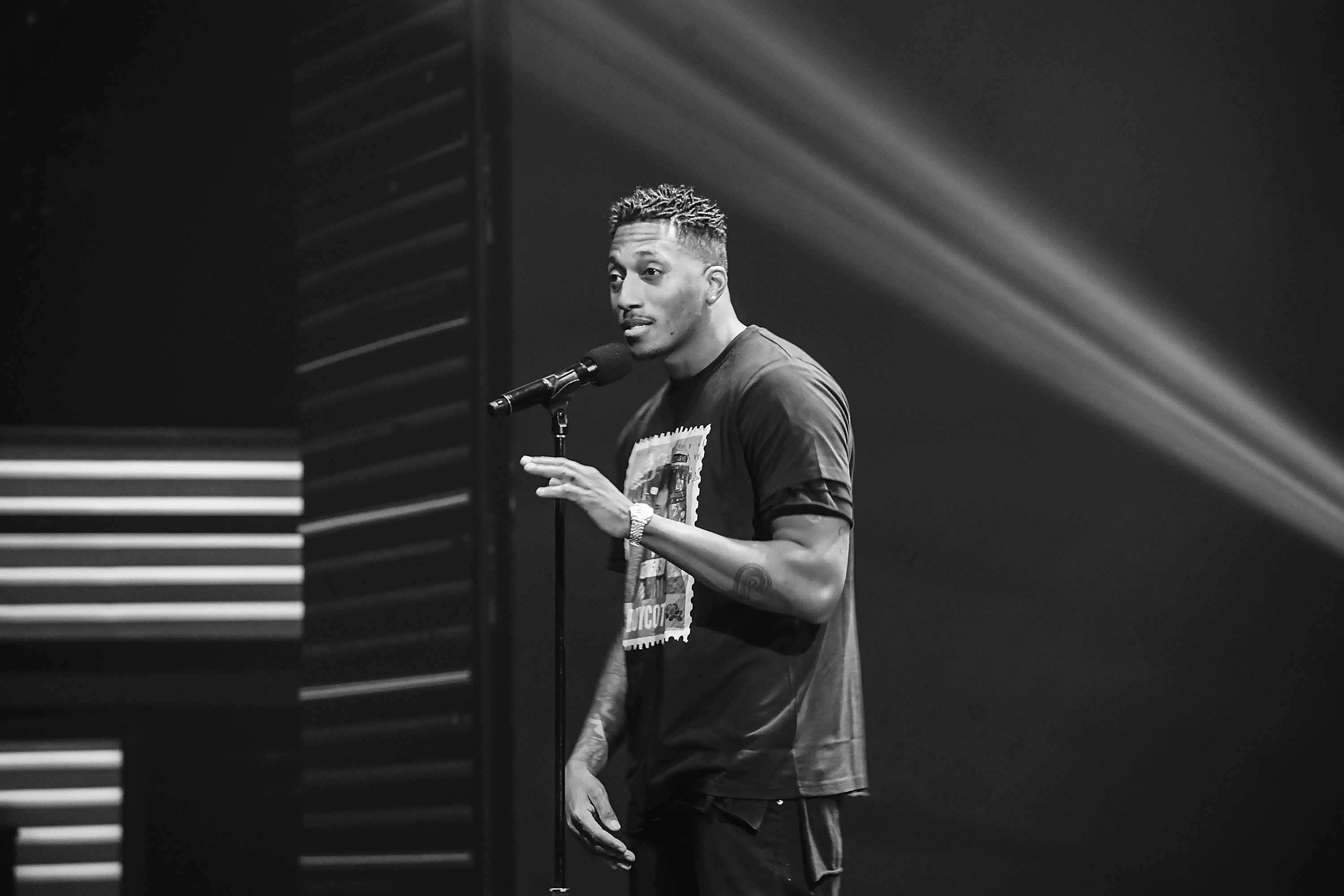 Through Guidance and Community, Lecrae Shares How He's