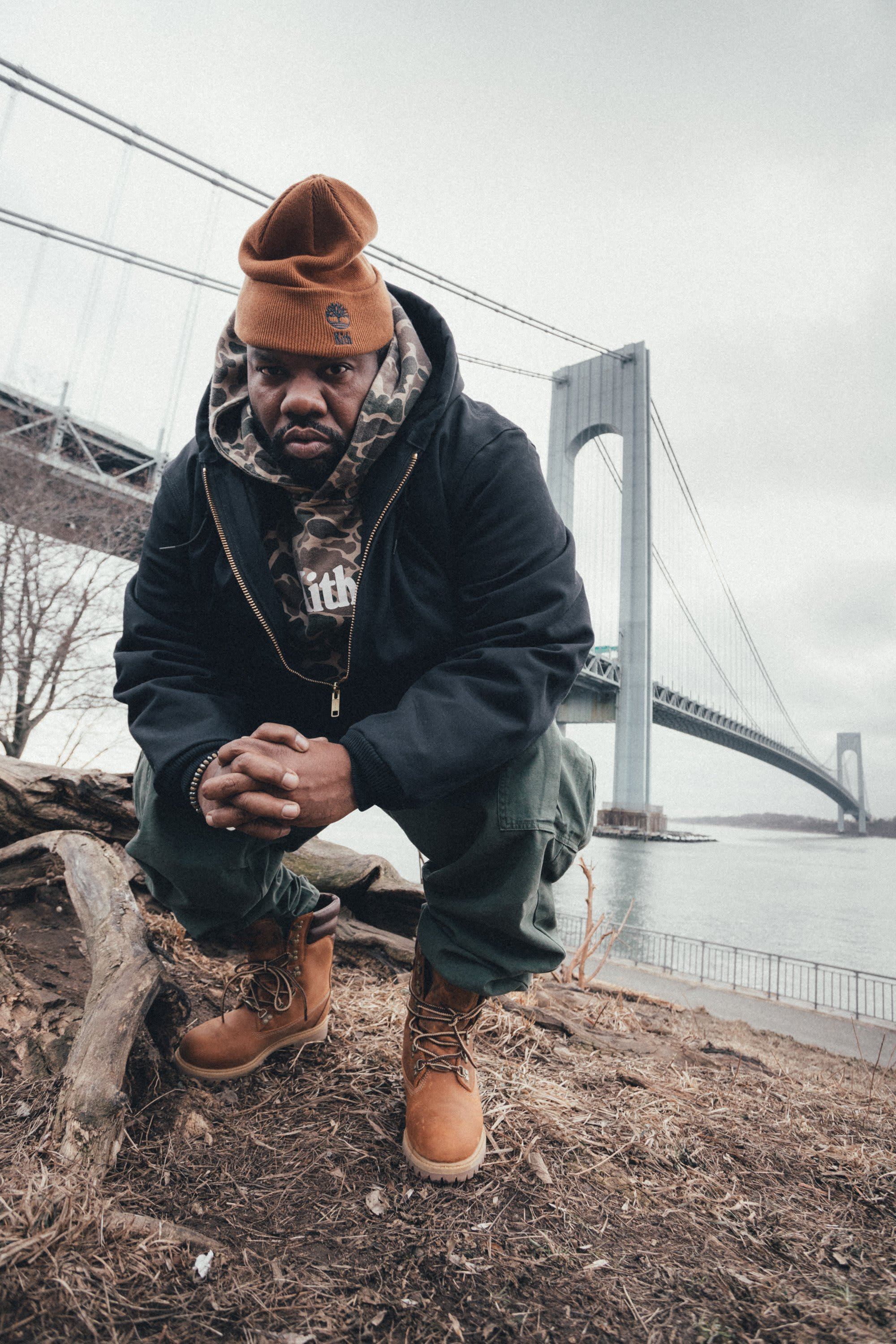 Kith x Timberland Lookbook 11
