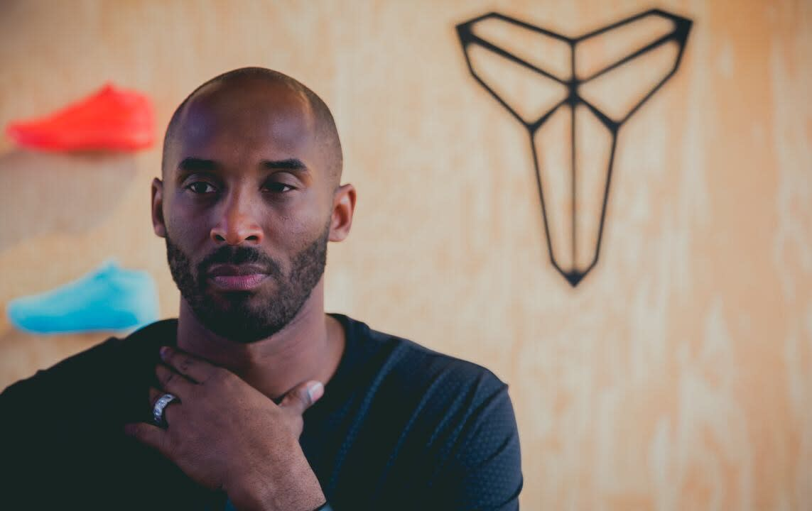 Kobe Bryant Paris 2 Oct 2017