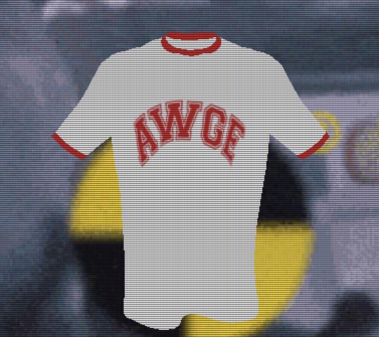 AWGE T-shirt