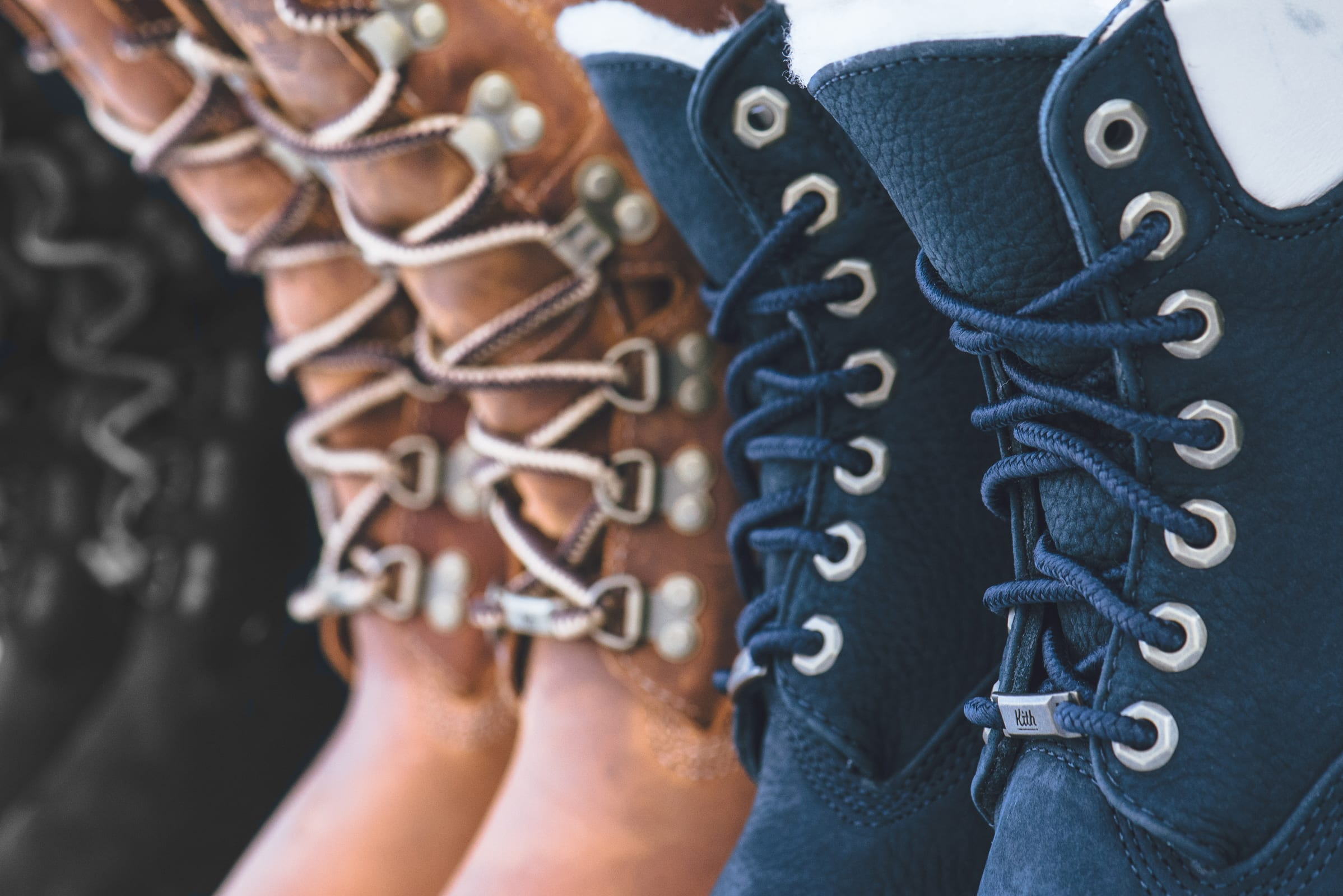 Ronnie Fieg x Timberland Chapter 3 Collection 1