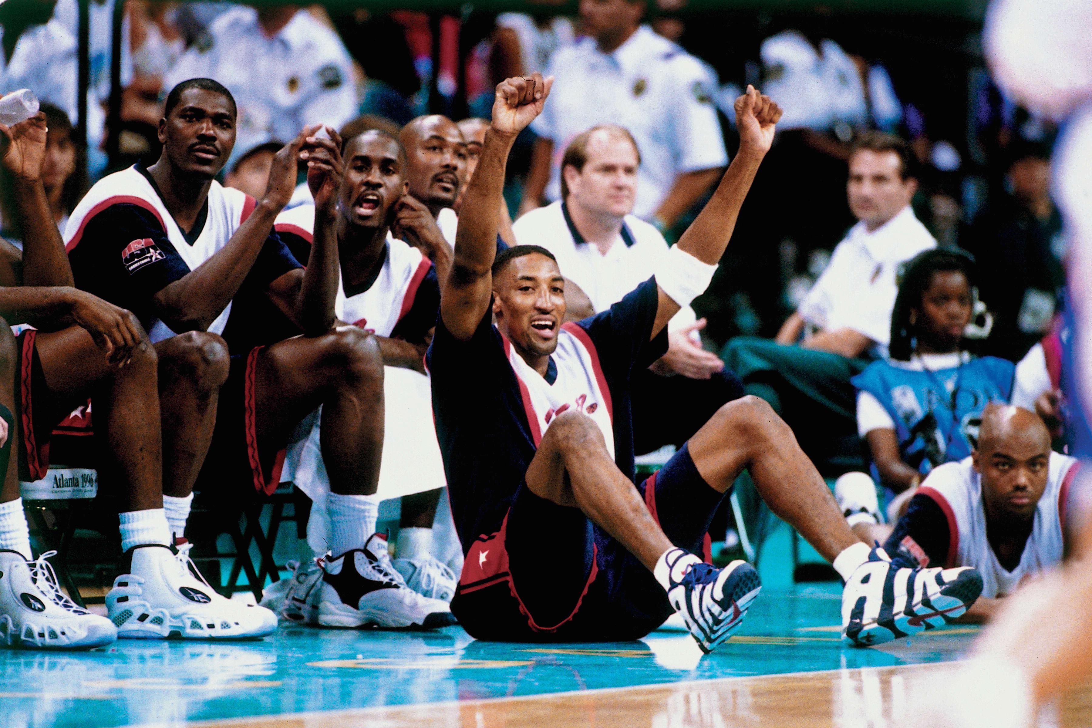 Scottie Pippen 1996 Olympics