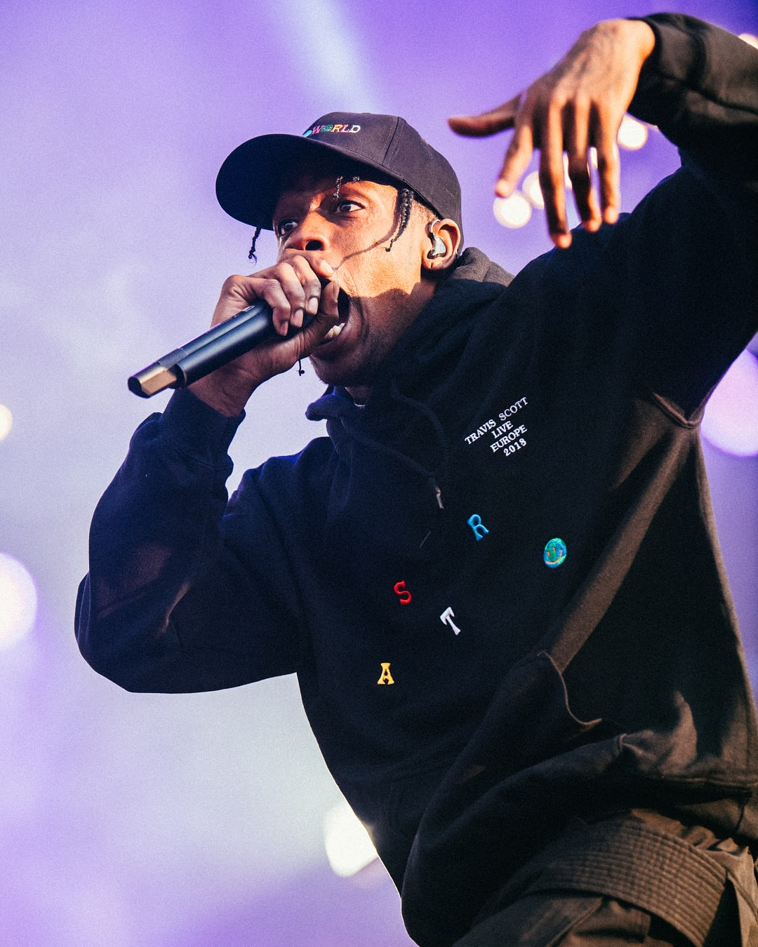 1a52eddddae Travis Scott s  ASTROWORLD  Merch Will Arrive This Week