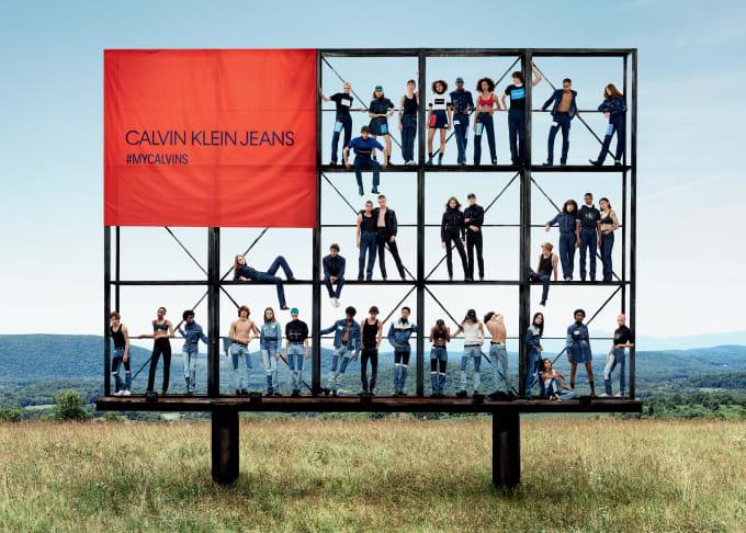 Calvin Klein x Amazon Fashion