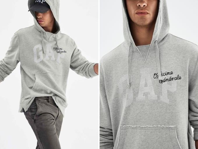 Gap Launches its 2018 Limited-Edition Collection with GQ