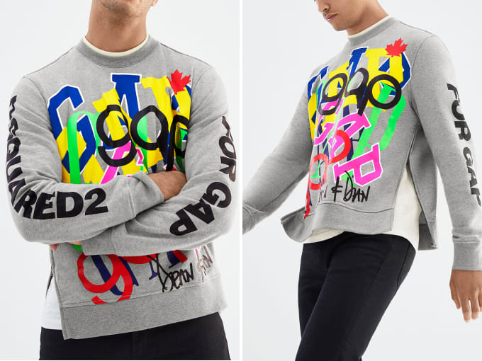 """Gap and GQ release the latest installment of the """"Coolest Designers on the Planet"""" program"""