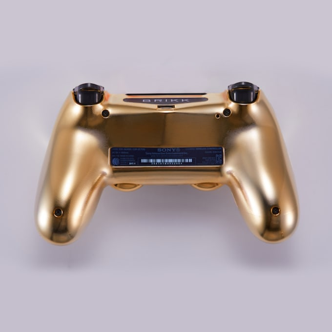 Brikk PS4 Controller