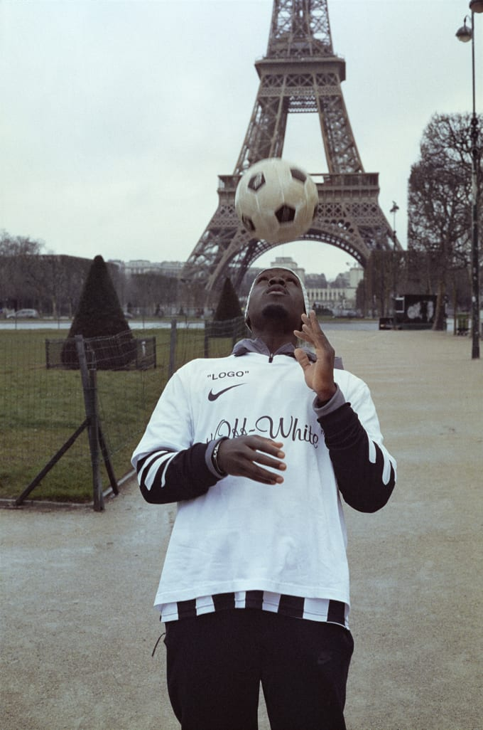 Virgil Abloh and Kim Jones Join Forces With Nike to Reinterpret the Classic Soccer Kit