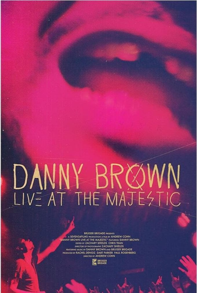 """Danny Brown """"Live at the Majestic"""""""