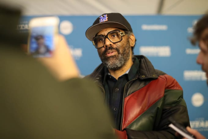 Director Sacha Jenkins attends the World Premiere of Wu-Tang Clan: Of Mics and Men