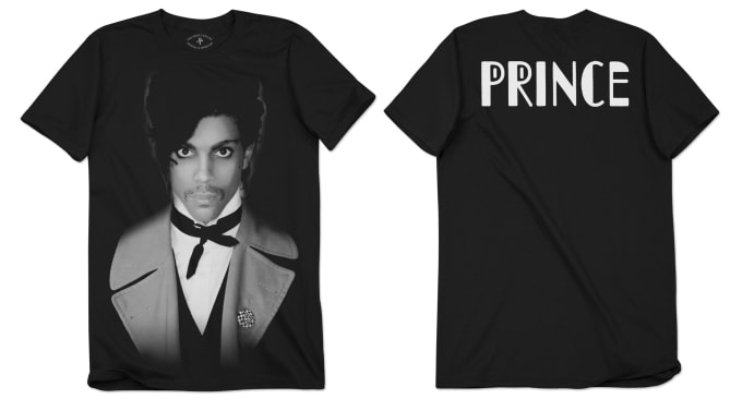 Prince 'Controversy' t-shirt
