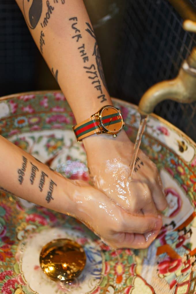 Gucci presents #TimeToParr