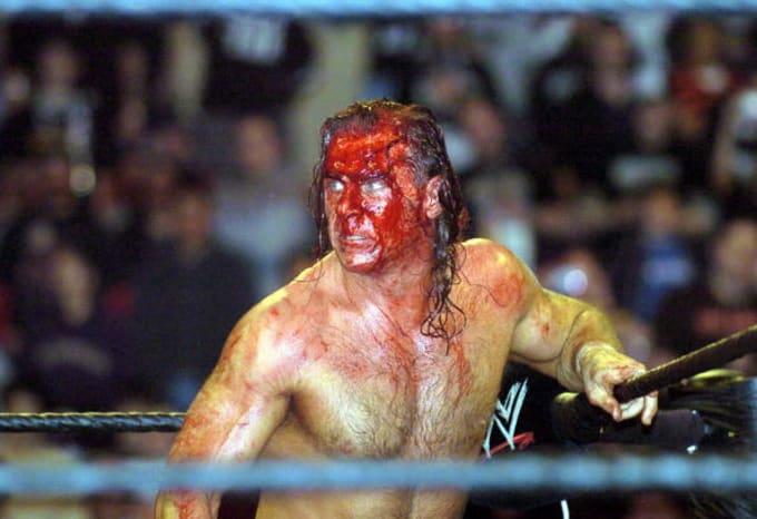 Shawn MIchaels 2004 WWE Getty