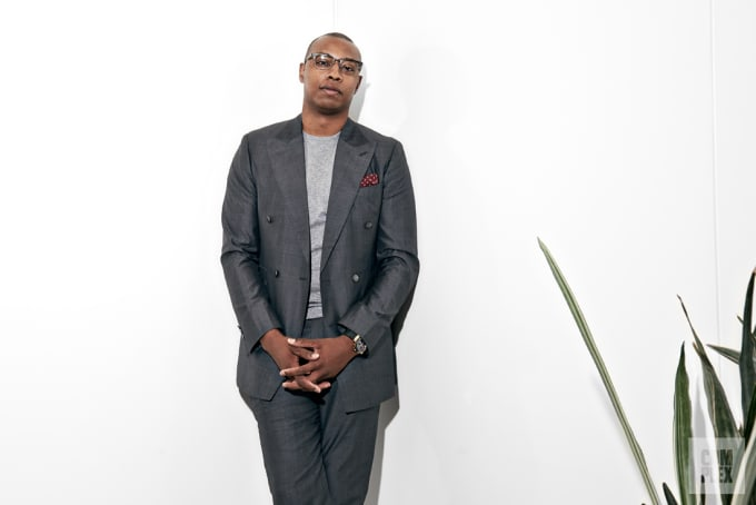 Caron Butler Wall Complex Office May 2017