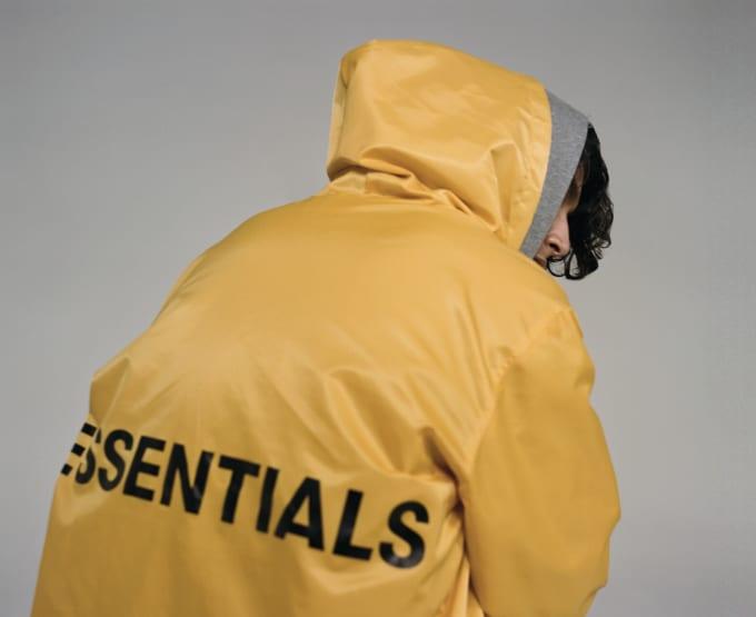 Fear of God Essentials 2018 Fall/Winter