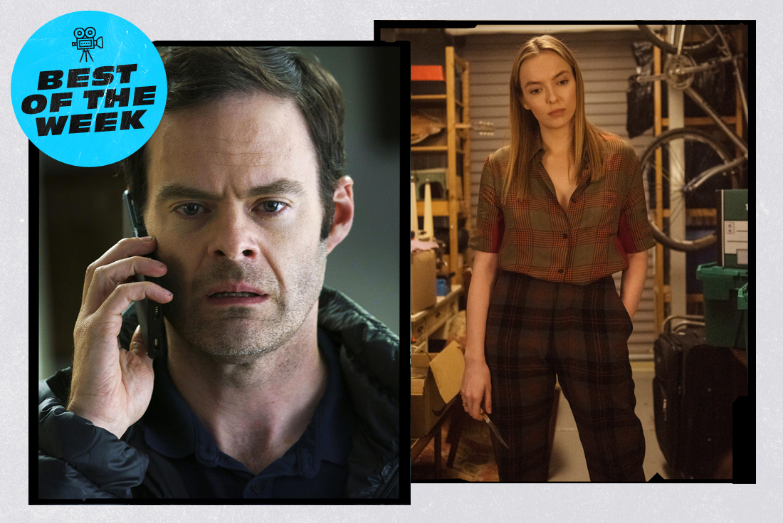 The Best New TV Shows & Movies This Week