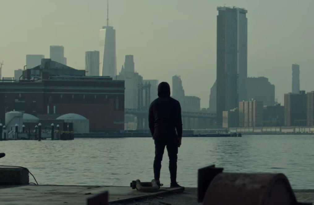Chadwick Boseman Stars in Future-Soundtracked '21 Bridges' Trailer