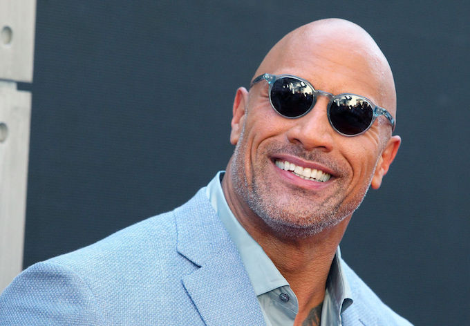Dwayne Johnson Denies Saying
