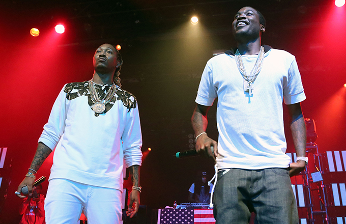 Meek Mill and Future Announce