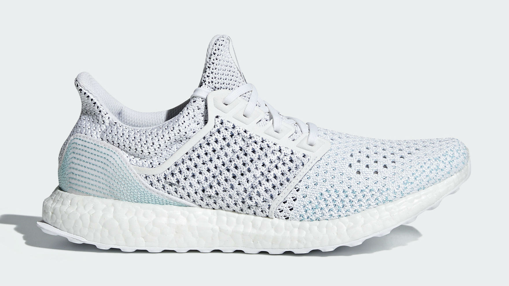 Adidas and Parley Are Teaming Up for Another Ultra Boost Made With Recycled Plastic