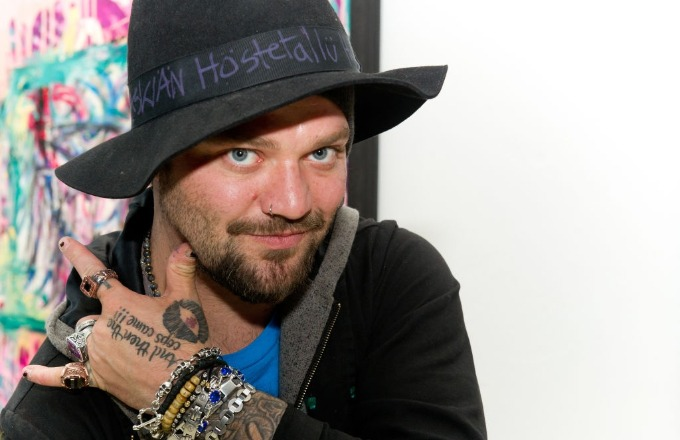Video Shows Bam Margera Being