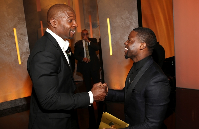 Terry Crews Wants Kevin Hart