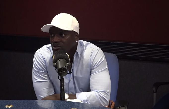 Akon on Michael Jackson