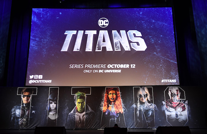'Titans' Crew Member Killed in Accident While Testing Out Stunt