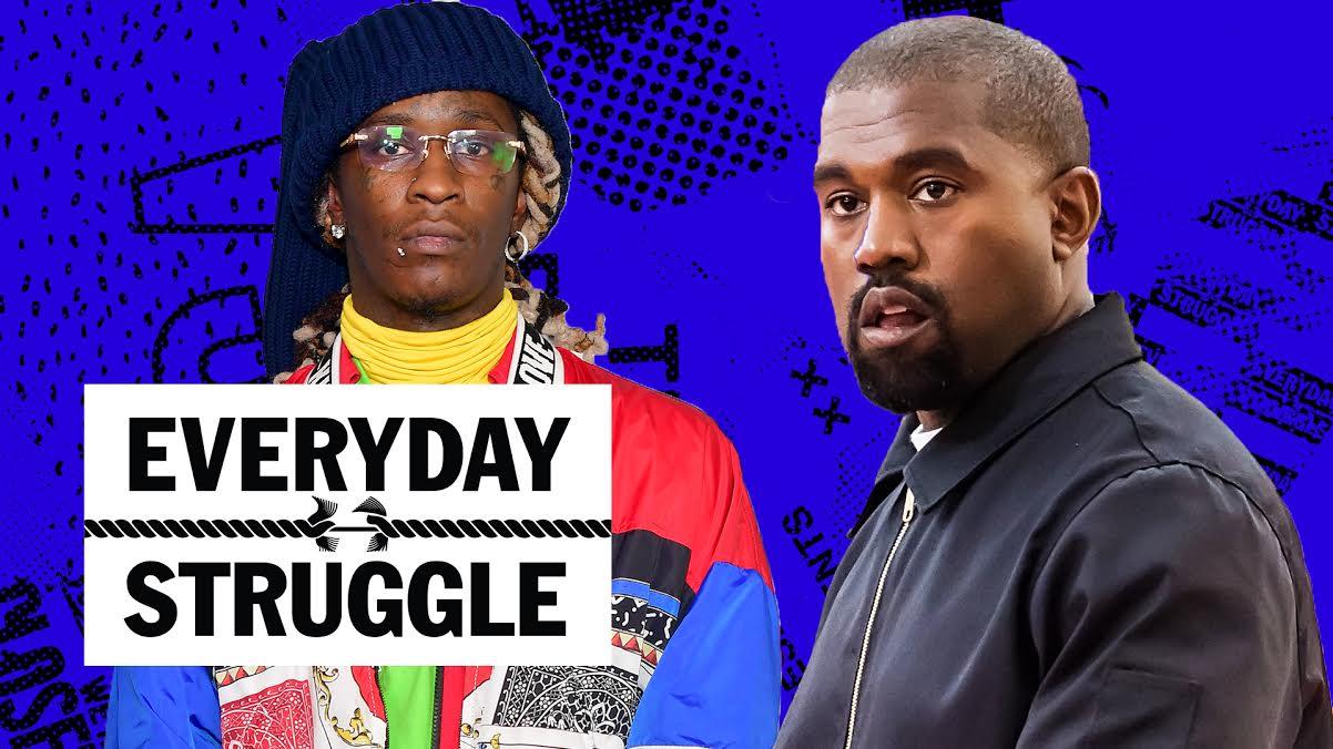 Kanye Name Drops Drake in