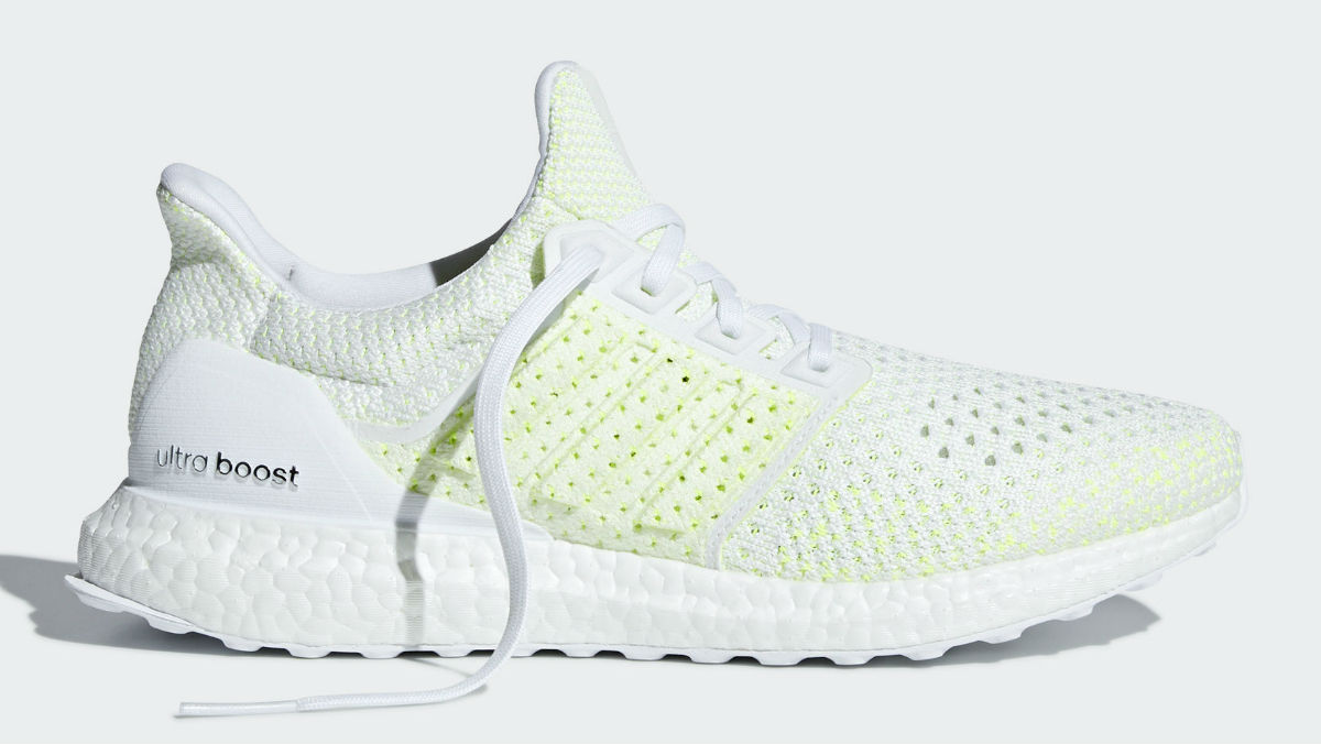 Adidas Serves Up Latest White Ultra Boosts with a Splash of Color