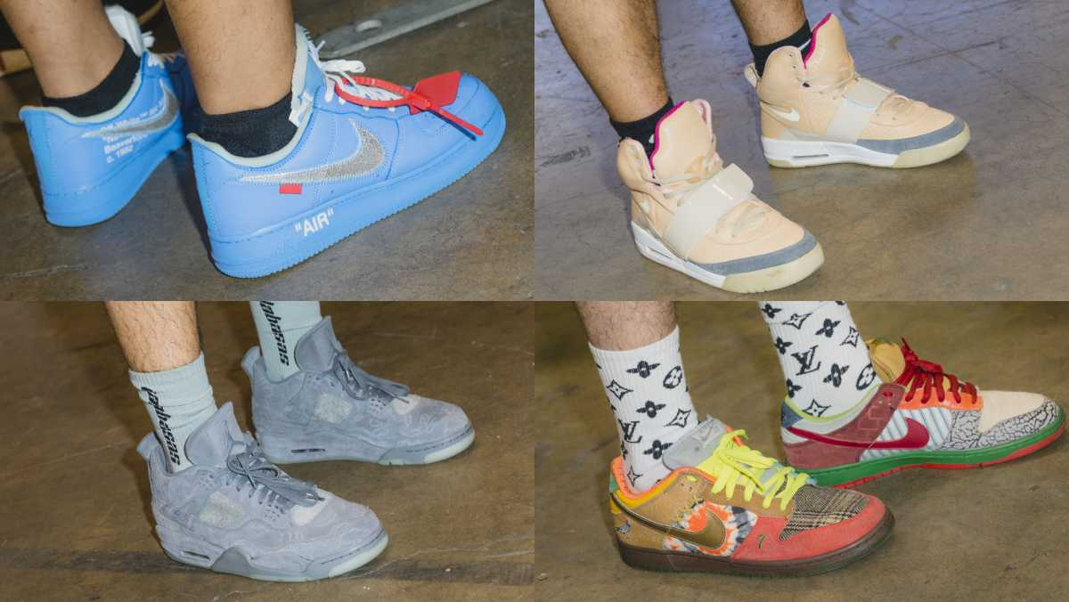 The Best Sneakers at ComplexCon Chicago Day 1