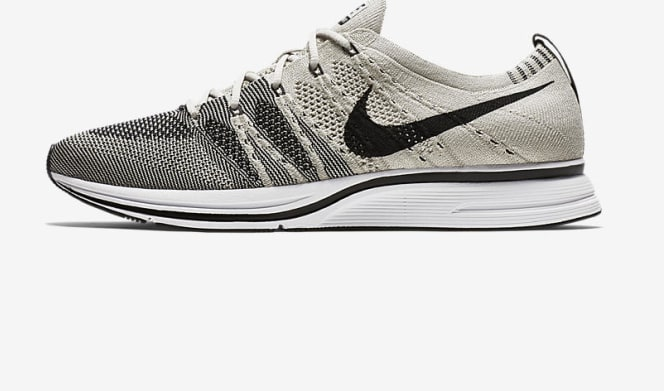 famous brand online shop san francisco spain flyknit trainer black and white lyrics 9cff0 7d600