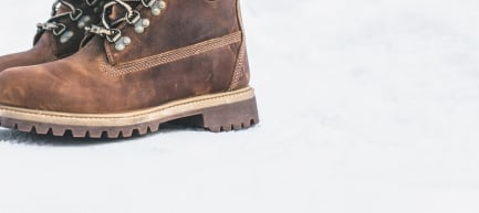 Ronnie Fieg x Timberland Chapter 3 Collection 40 Below Boot (Rust)