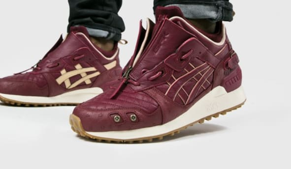 Extra Butter x Ghostface Killah x Asics Gel Lyte MT 'Pretty Toney'