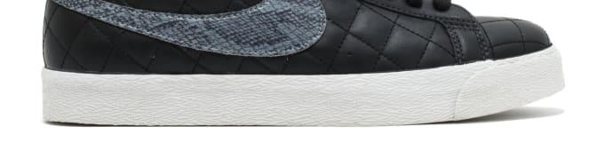 Supreme x Nike SB Blazer (Black)