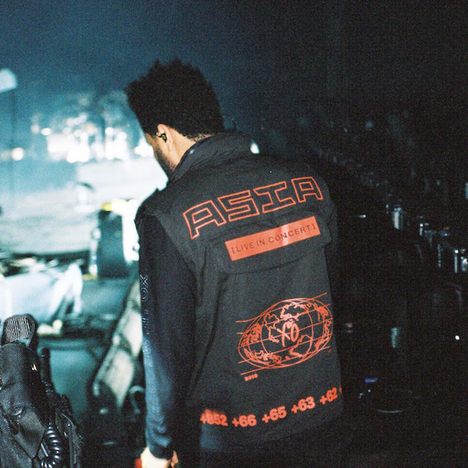 the weeknd asia lookbook 1