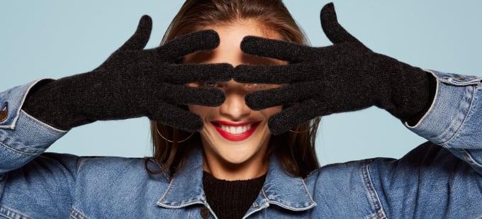 Reformation Gloves