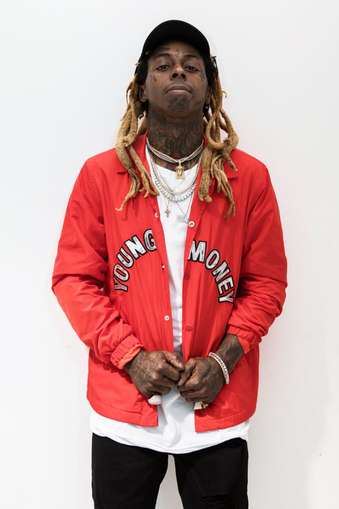 Lil Wayne's Young Money Clothing Line With Neiman Marcus