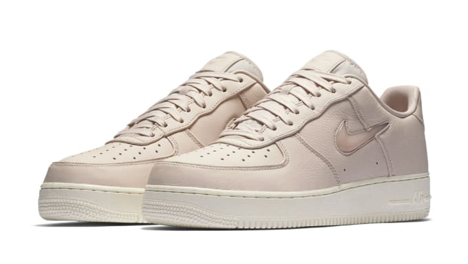 e554fb38de Image via Nike NikeLab Air Force 1 Low Jewel Silt Red Sole Collector  Release Date Roundup