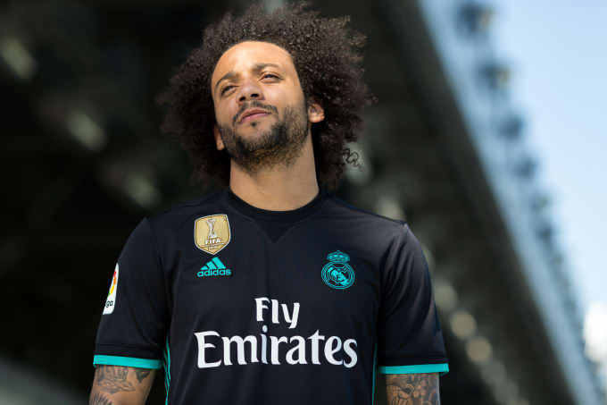 adidas Real Madrid Home Jersey Trikot 1718 weiß