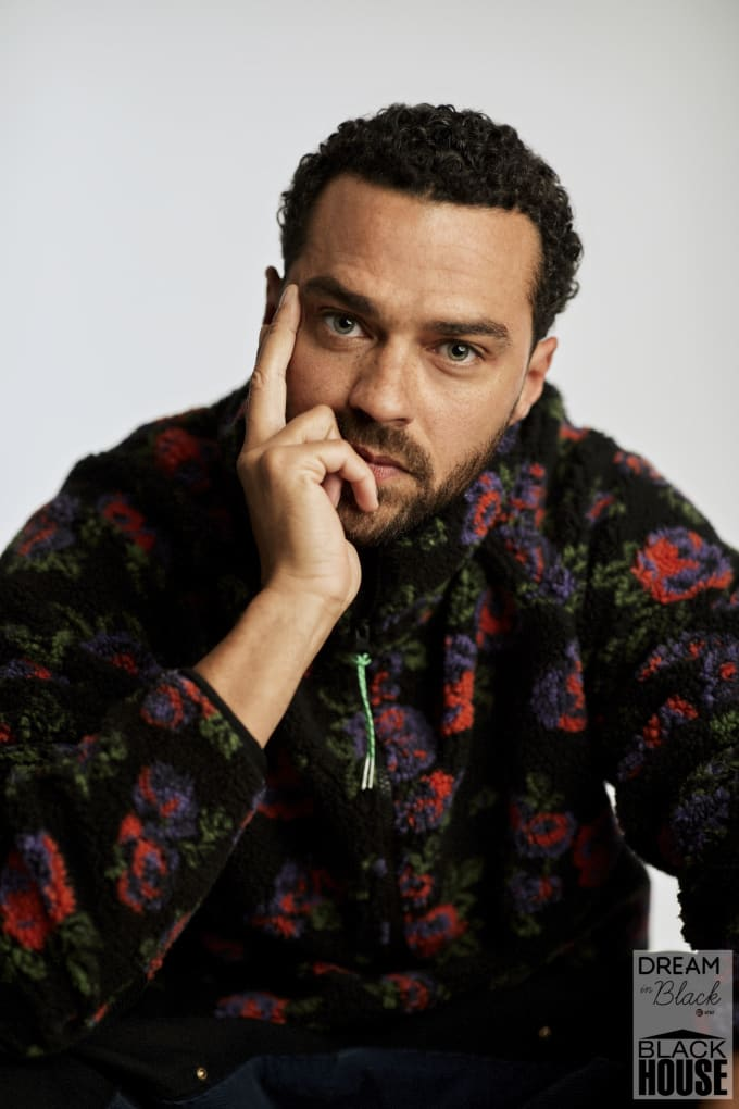 jesse williams blackhouse foundation