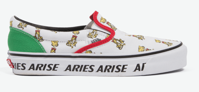 Aries And Vans Launch Graphic-Heavy Limited Edition Capsule ... 0e5e20b30
