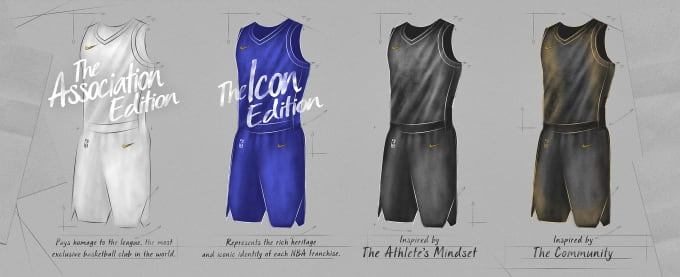 Nike Jersey Editions