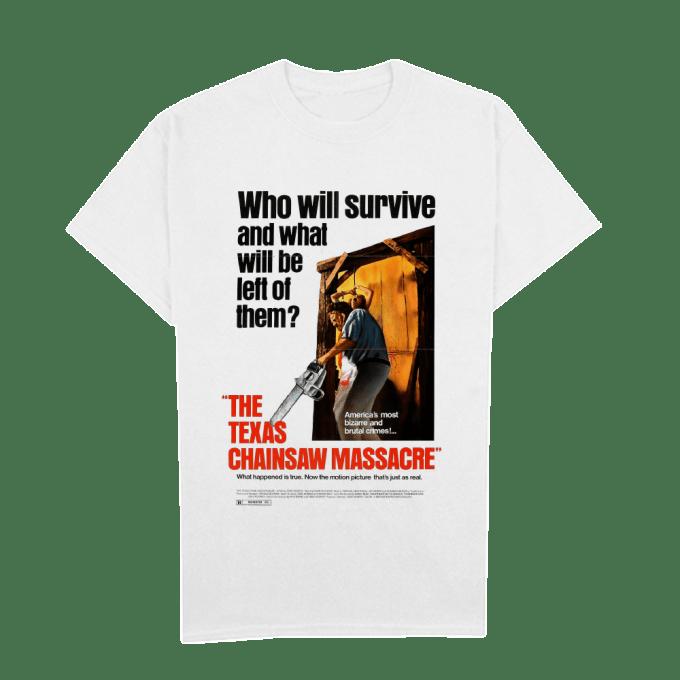 Cactus Jack x The Texas Chainsaw Massacre