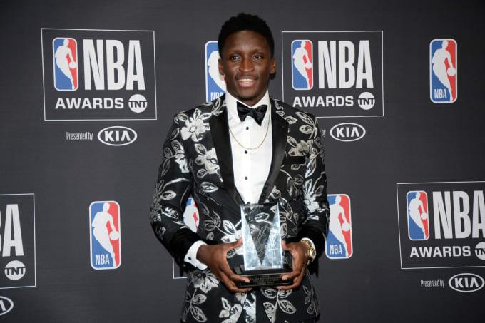 Victor Oladipo NBA Awards 2018