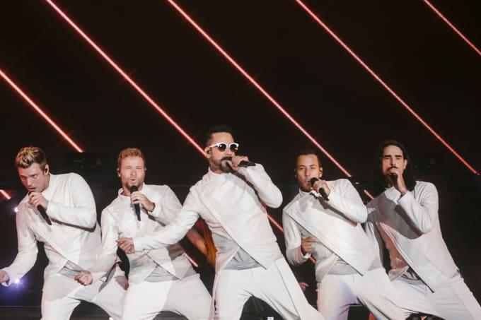 Backstreet Boys Festival D'ete 2017 3
