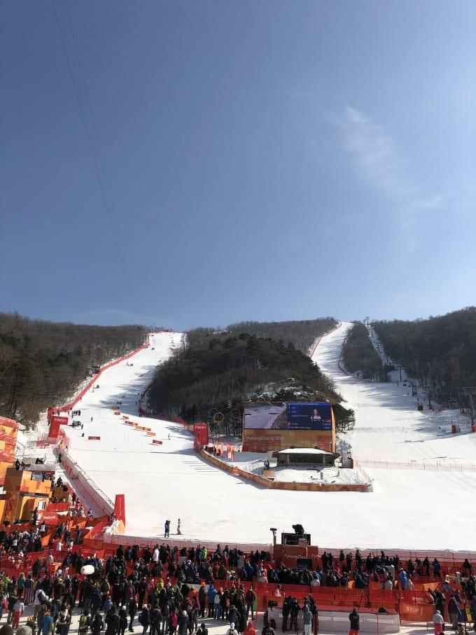 South Korea Slopes